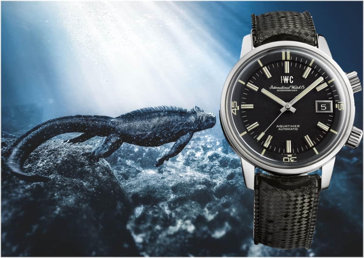 IWC Aquatimer Referenz 812 AD von 1967