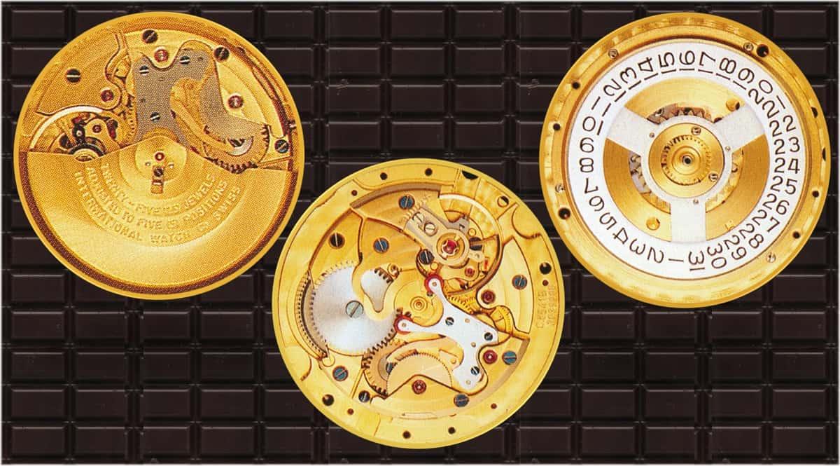 IWC Kaliber 8541 (C) Uhrenkosmos
