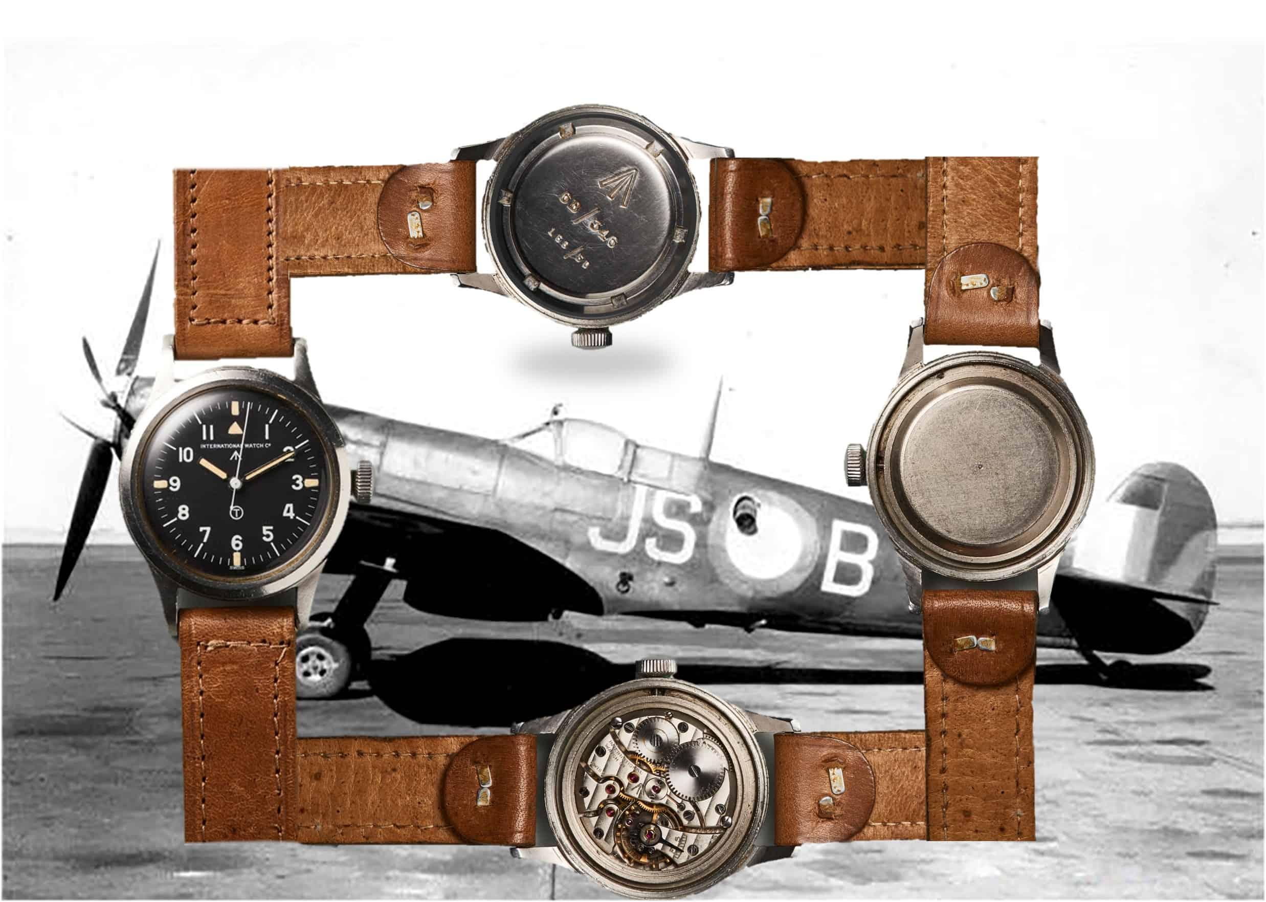 Fliegeruhr IWC Mark 11 (C) Uhrenkosmos