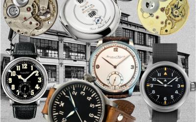 IWC Schaffhausen Meilensteine (1/3)IWC Uhren: Uhrenklassiker und Meilensteine von 1868 bis 1948