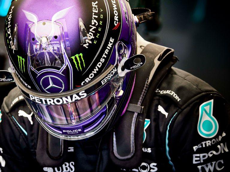IWC und F1 Team Mercedes