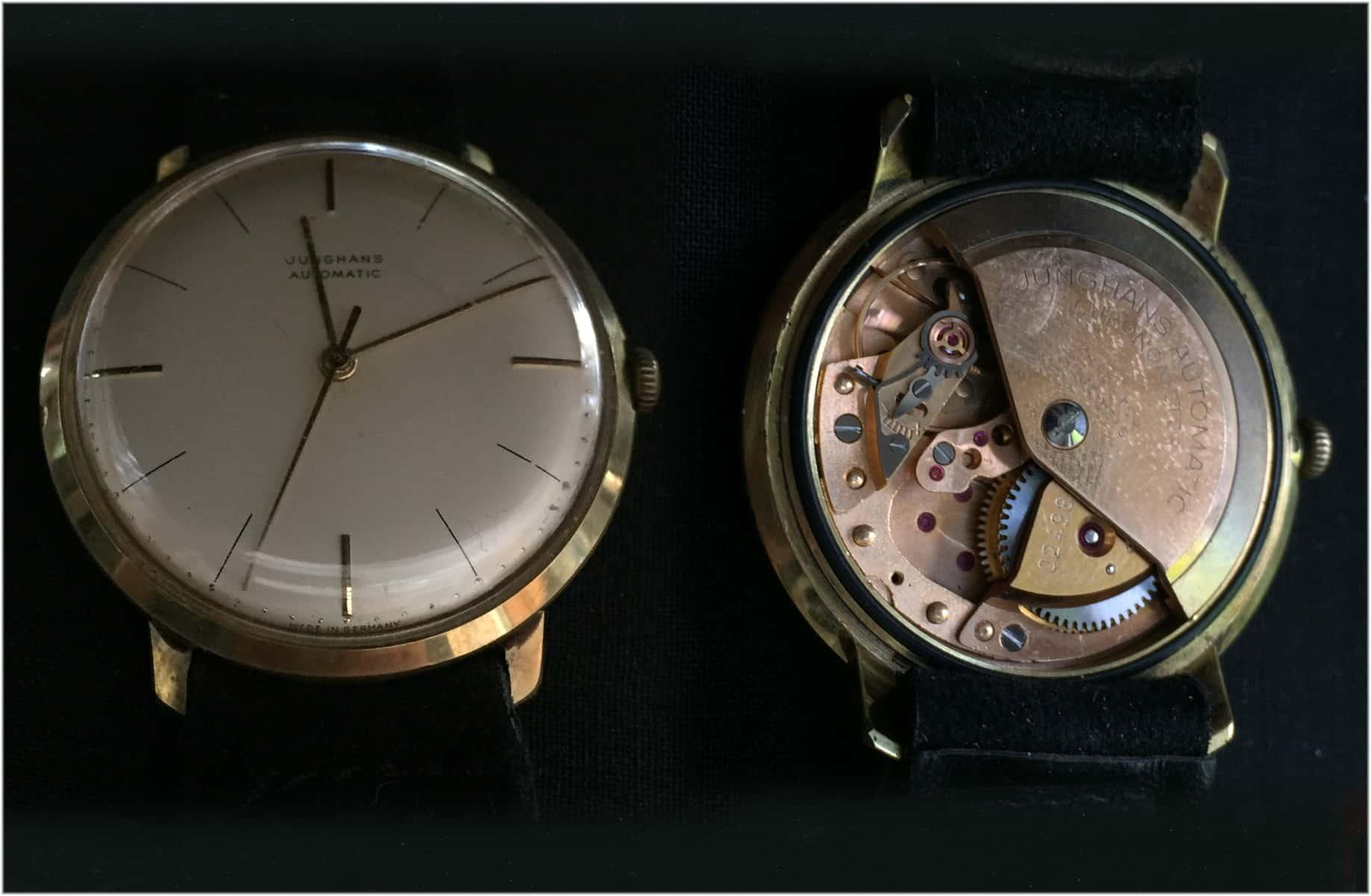 Junghans Chronometer Automatic Kaliber J83