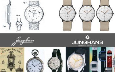 Junghans Max Bill Set zum JubiläumJunghans Uhren Geschichte und die Junghans max bill Edition Set 60