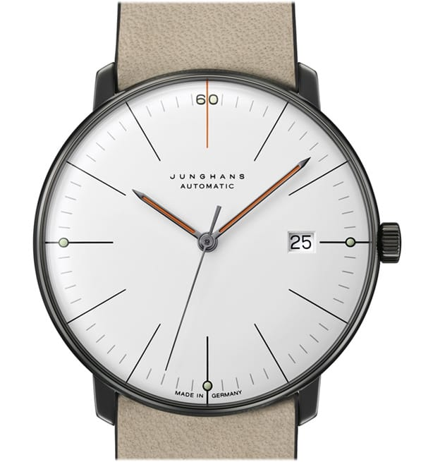Junghans max bill Edition Set 60 Automatic, Ref. 27.4108.02