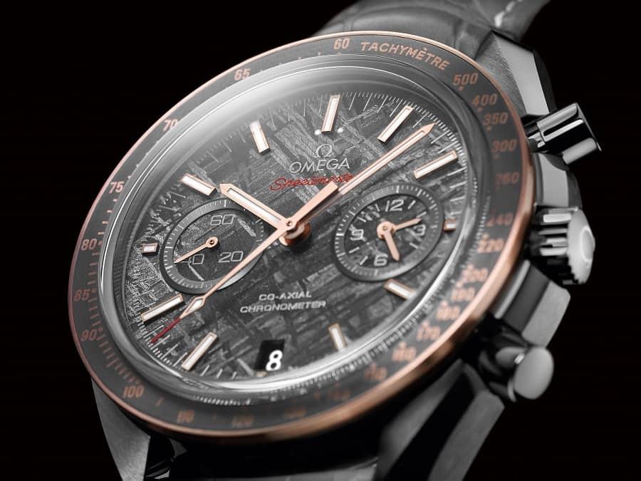 Omega Speedmaster Moonwatch Meteorite