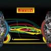 Roger Dubuis Excalibur Spider Pirelli MB Ref RDDBEX0826 C GLB Uhrenkosmos