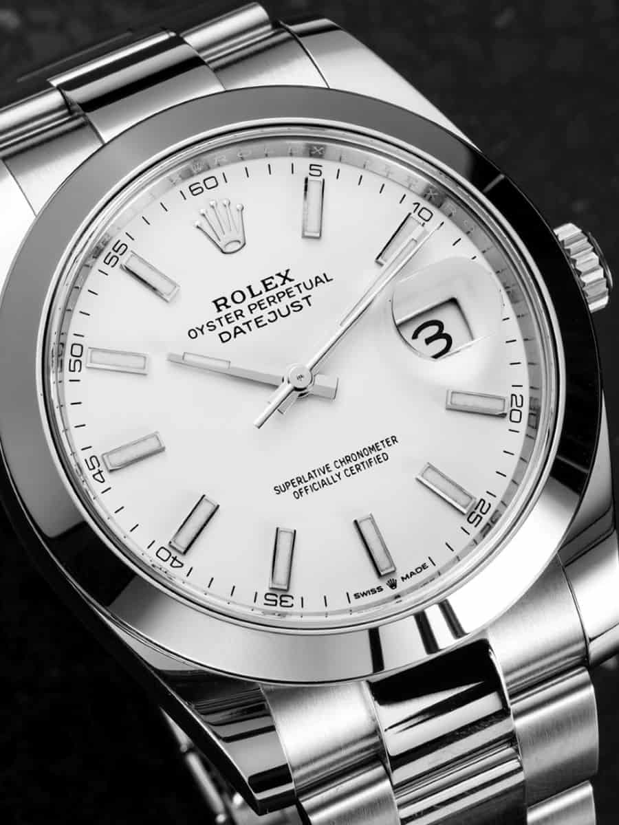 Rolex Datejust 41 mm