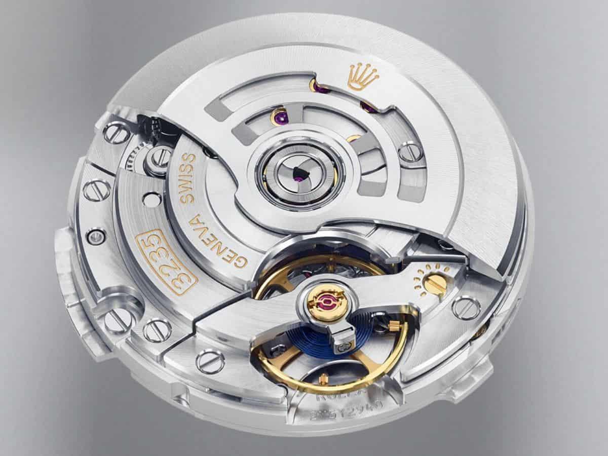 Rolex Kaliber 3235 der Datejust 41 mm