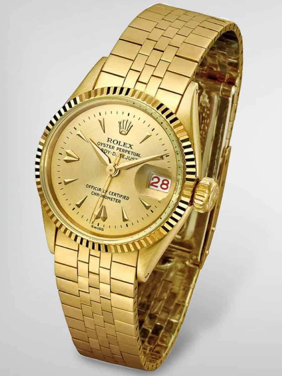 Rolex Lady Datejust von 1957