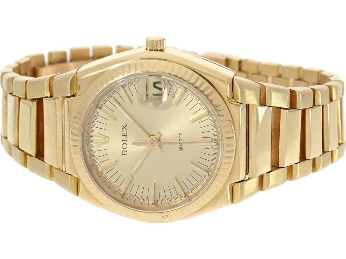 Rolex Quartz Date von 1971