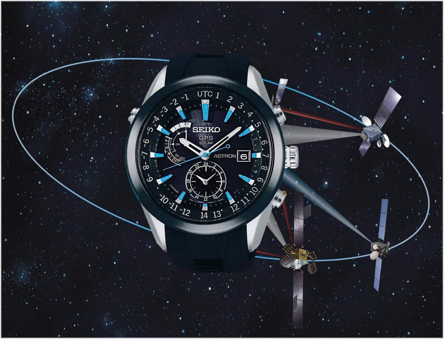 Seiko Astron GPS von 2012