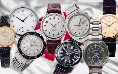 Seiko Meilensteine Teil 2/3Seiko Uhren der 60-er Jahre und der Weg zum Weltkonzern
