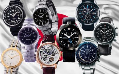 Seiko Meilensteine 3/3Seiko Uhren: Die Innovationen und Seiko Erfolgsmodelle von heute