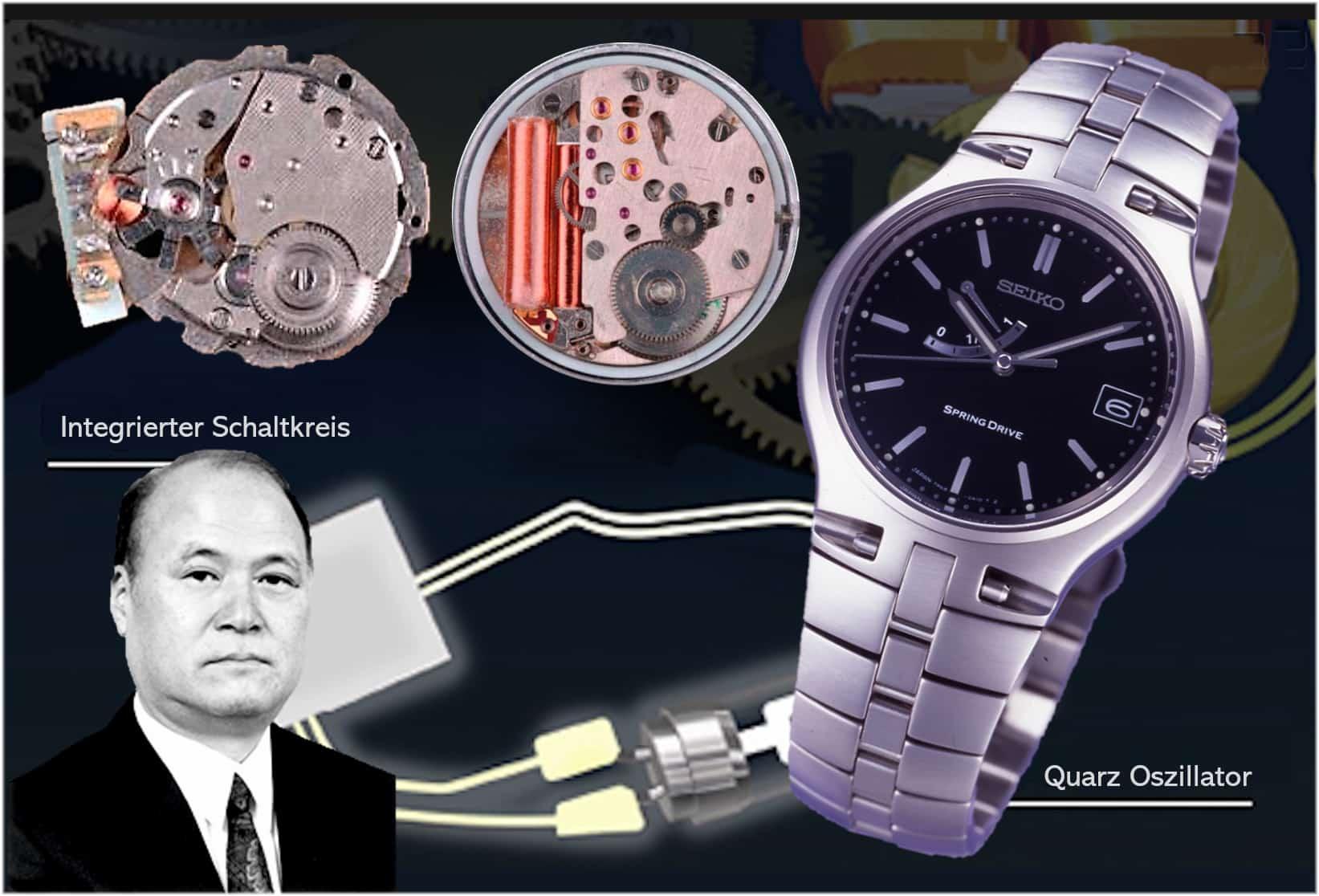 Seiko Spring Drive Handaufzug 1999 (C) Uhrenkosmos
