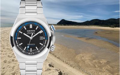 Wempe Uhr mit GezeitenanzeigeWempe Iron Walker Tide: Ebbe und Flut am Handgelenk