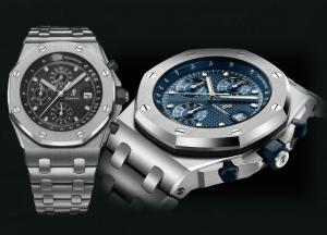 Audemars Piguet Royal Oak Offshore 1993 und 2021 (C) Uhrenkosmos
