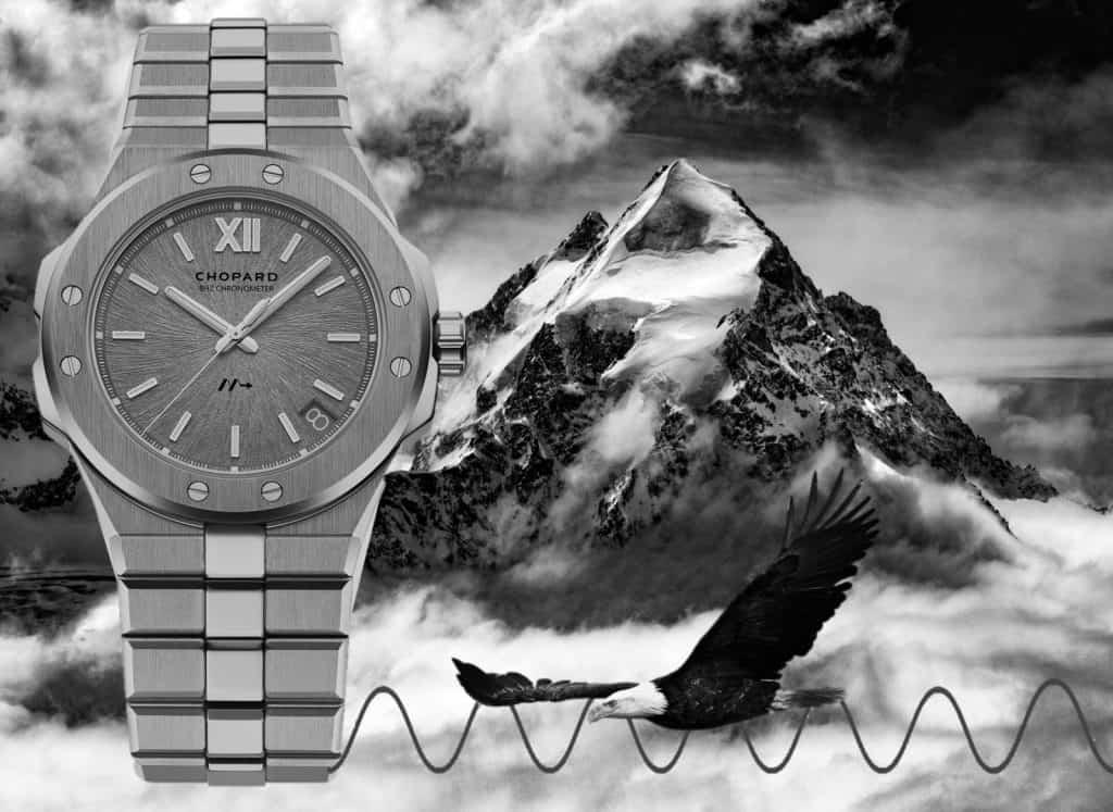 Chopard Alpine Eagle Cadence 8HF C GLB Uhrenkosmos