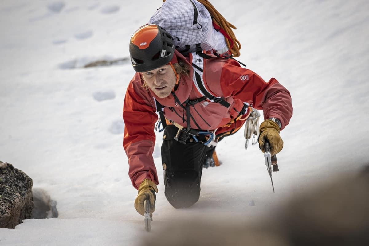 Cory Richards Overseas Chronograph Everest 5510V 000T B923