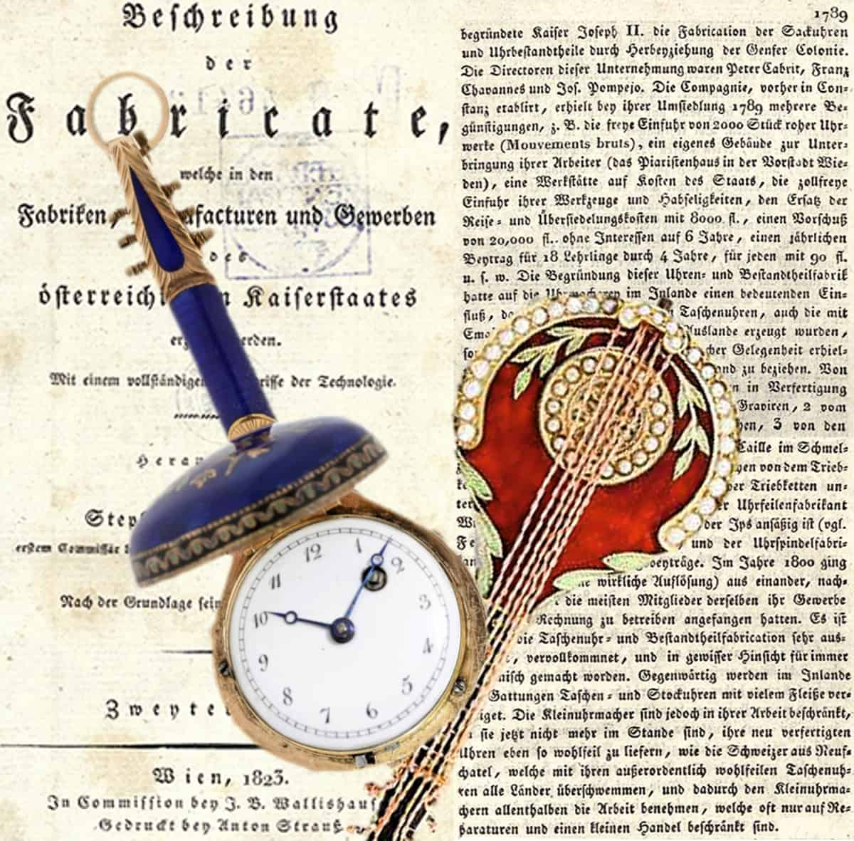 Franz Josef Pompejo Wien ca 1810 - Les Frères Raffard (C) Dr. Crott Auktionen