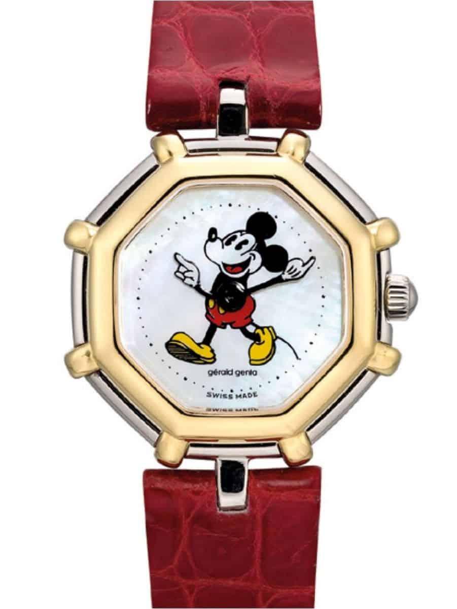 Gerald Genta Mickey Mouse von 1990