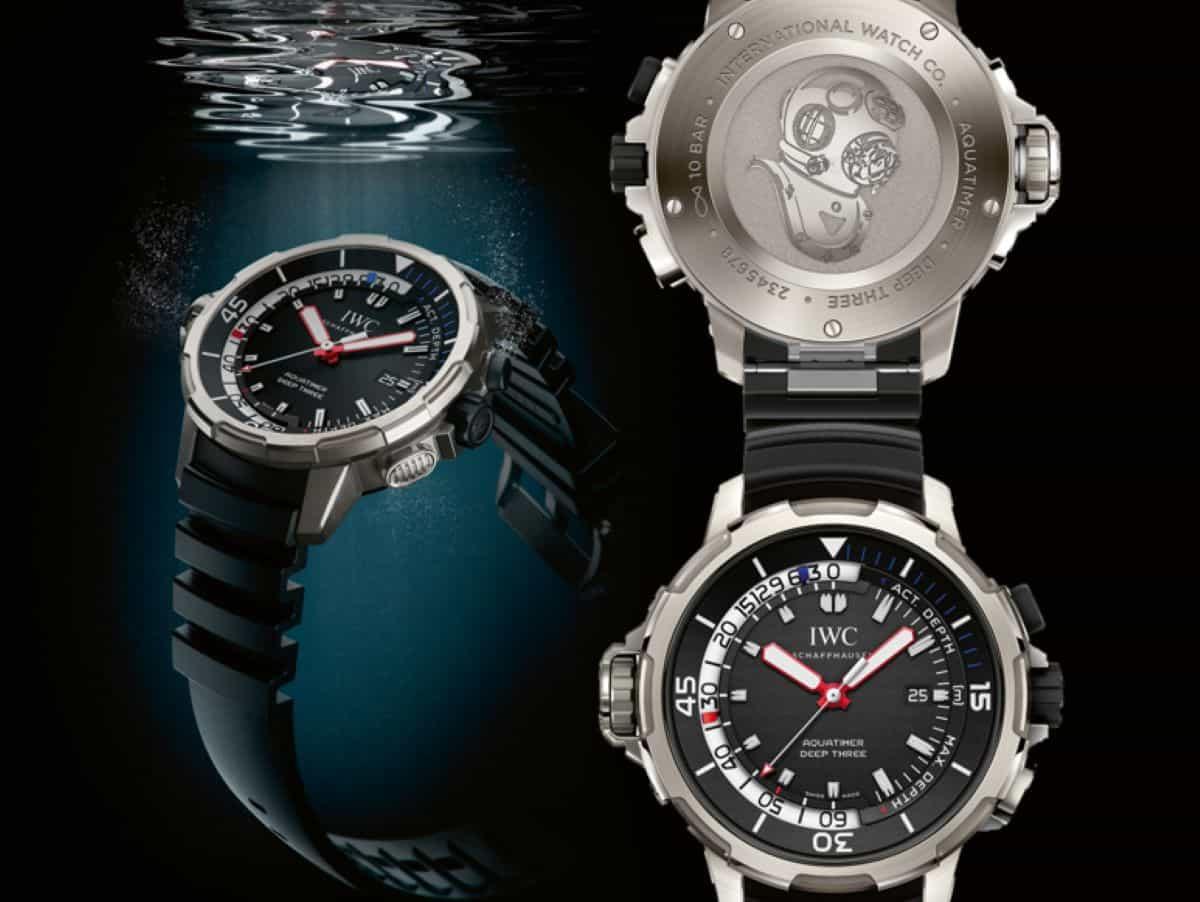 IWC Aquatimer IW355701 2014 (C) Uhrenkosmos