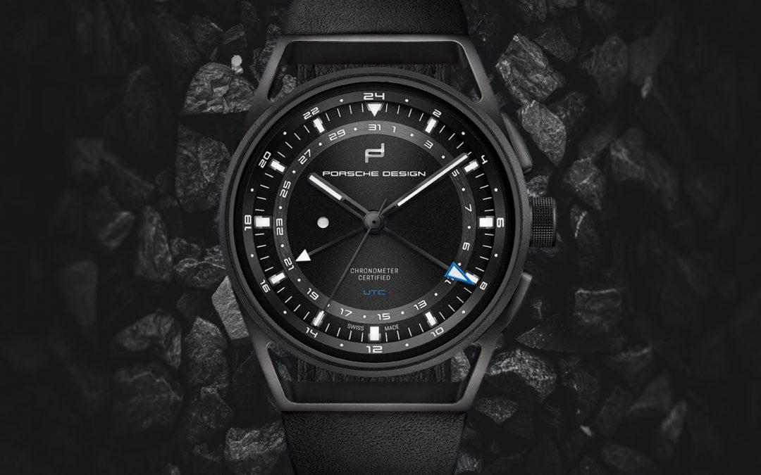 Porsche Design GMT-UhrPorsche Design 1919 Globetimer UTC All Black: Schwarz ist angesagt