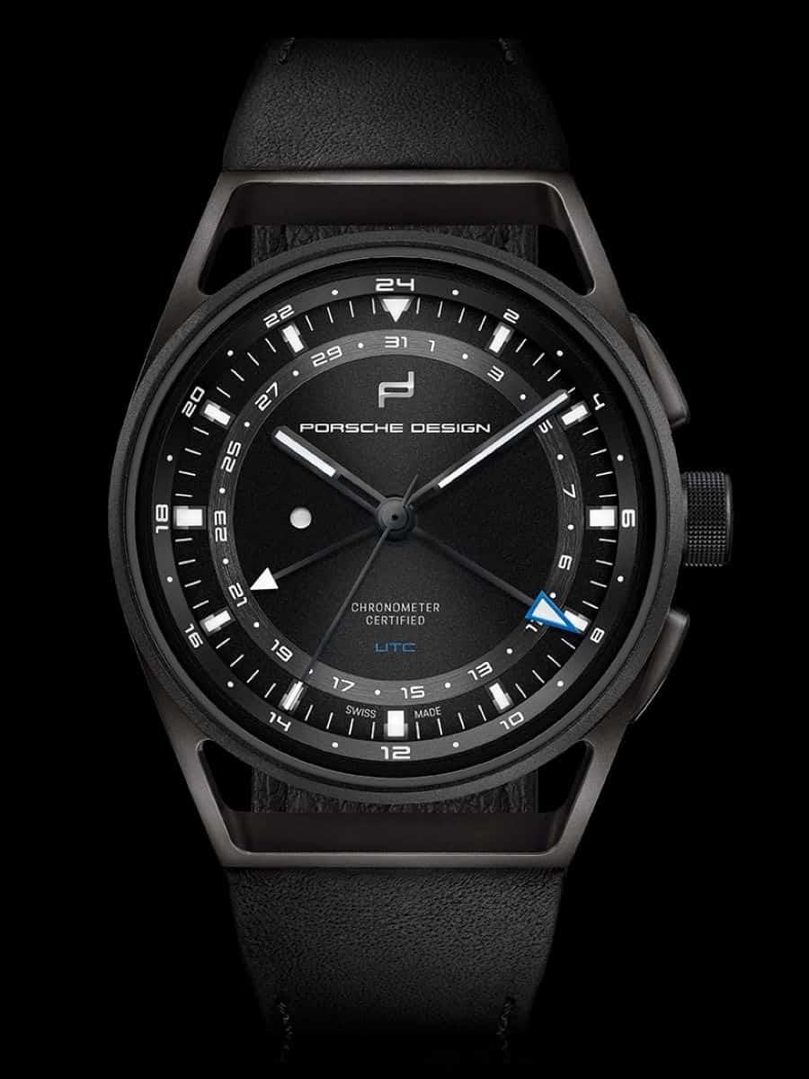 Porsche Design 1919 Globetimer UTC All Black