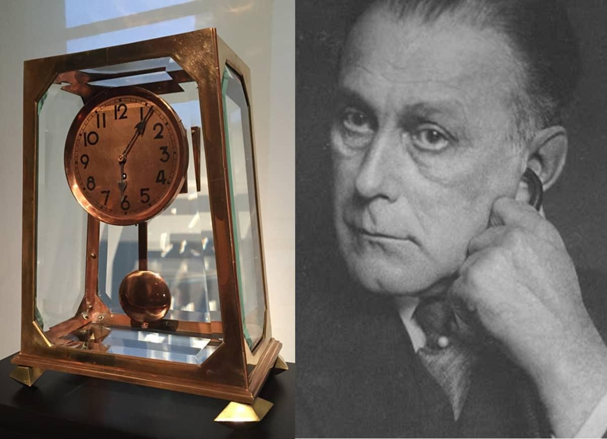Adolf Loos Tischuhr von 1902
