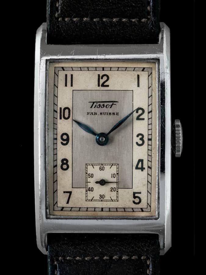 Tissot non magnetic von 1938