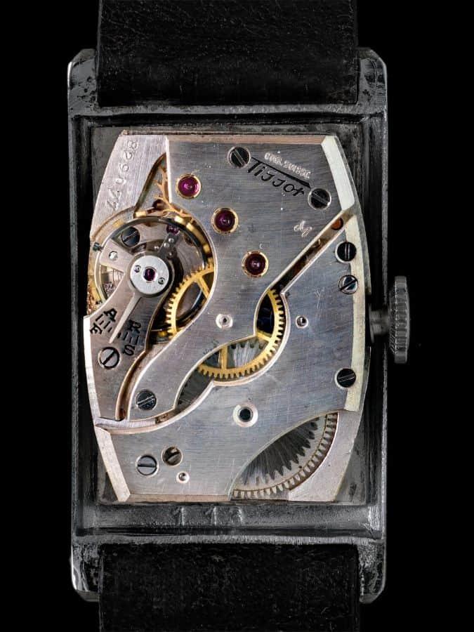 Uhrwerk Tissot 1938 non magnetic