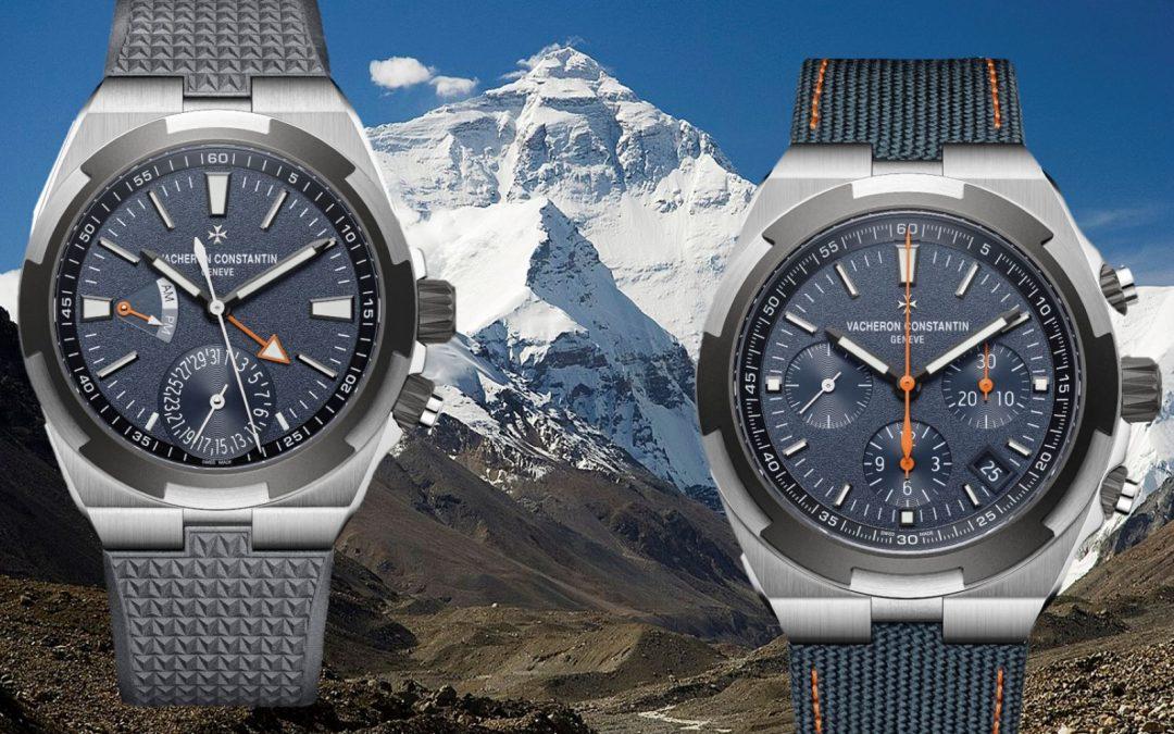 Everest Edition von Vacheron ConstantinVacheron Constantin Overseas Everest: Limited Edition