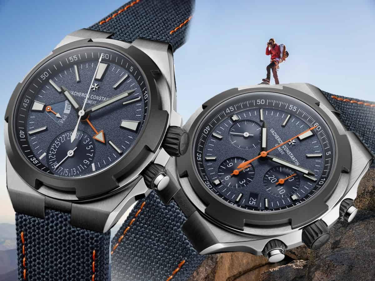 Vacheron Constantin Overseas Everest Dual Time und Vacheron Constantin Everest Chronograph