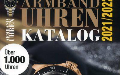 1000 und mehr ArmbanduhrenNeu am Büchermarkt: Armbanduhren Katalog 2021/2022