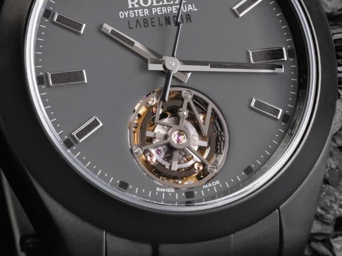 Rolex Tourbillon im Detail