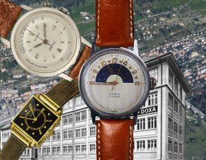 Doxa Uhren und Doxa Geschichte
