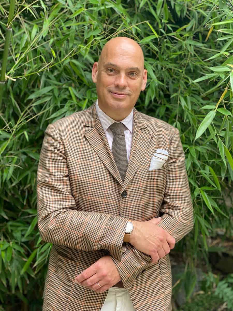 Frederic Bondoux im Jahr 2021