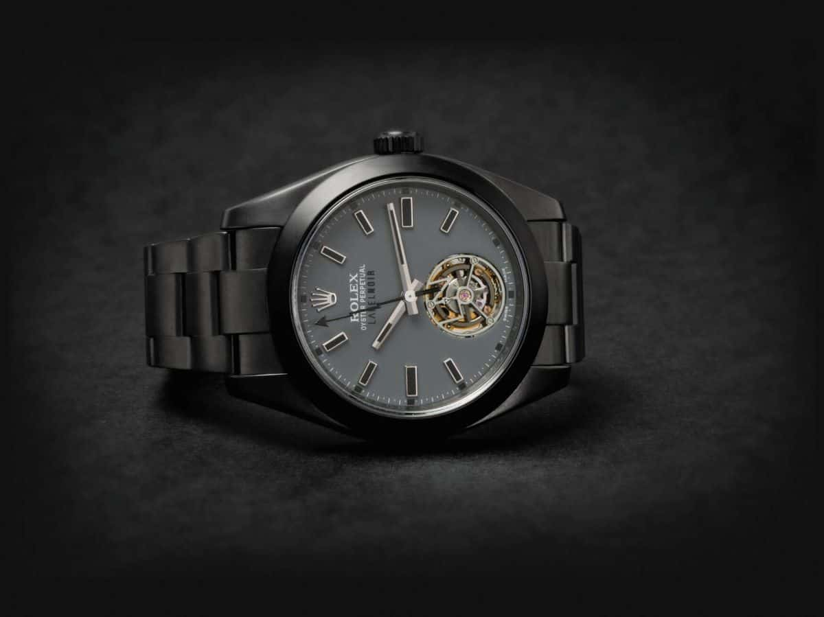 Rolex Milgauss Tourbillon