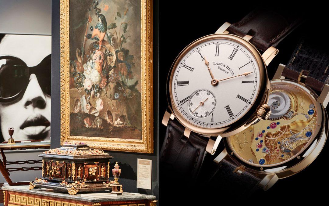 Uhrenkosmos auf Highlights KunstmesseUhrenkosmos der Munich Highlights: Treffpunkt für Kunstinteressierte und Uhrenliebhaber