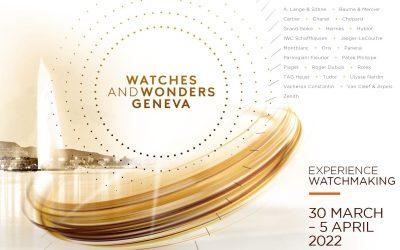Wettkampf der UhrenmessenWatches and Wonders 2022: Alle Großen sind dabei!